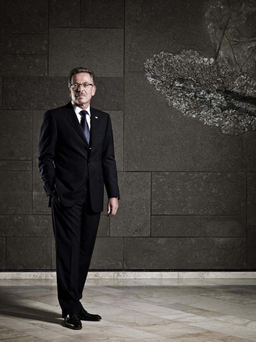 Franz Fehrenbach ist seit 1. Juli 2003 Vorsitzender der Geschäftsführung der Robert Bosch GmbH sowie Gesellschafter der Robert Bosch Industrietreuhand KG
